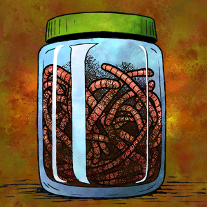 Jar of Worms